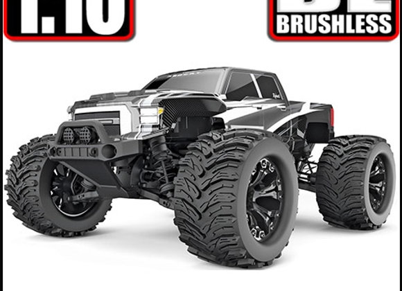 Dukono Pro 1/10 Scale Electric Monster Truck    SD3735 - Box Damage (A)