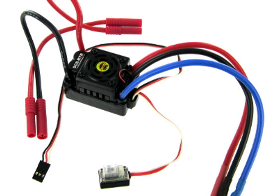 Hobbywing 80A Brushless Speed Controller, Splashproof
