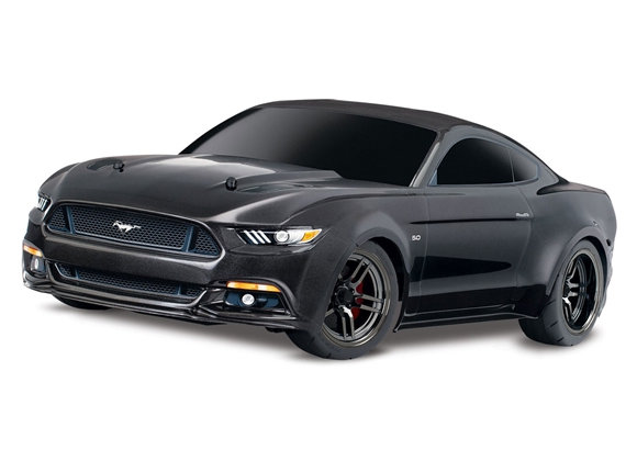 Mustang GT RTR 4WD On Road Car ( Colors Vary)