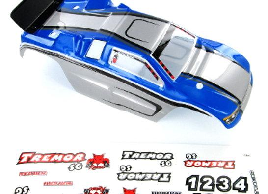 Tremor SG Buggy Body, Blue
