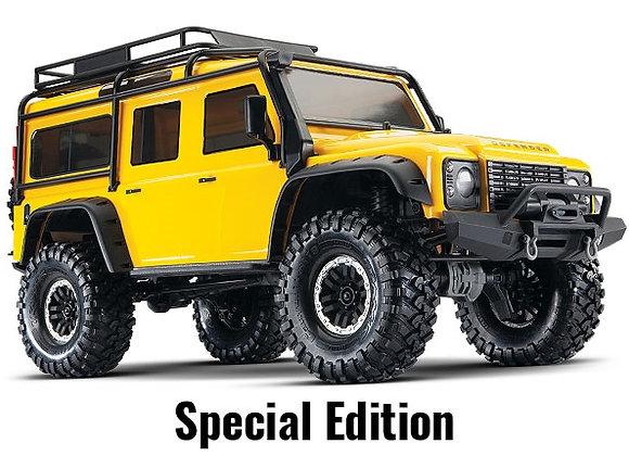 TRX-4 Land Rover Crawler