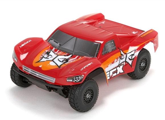 1/18 Torment 4WD SCT RTR, Red/Orange (ECX01001T2)