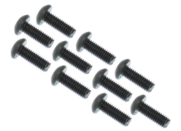 3*8mm Button Head Hex Screw (10pcs)