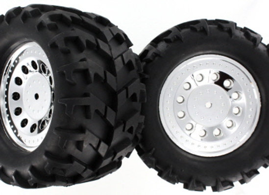 Ground Pounder Wheels, 2pcs