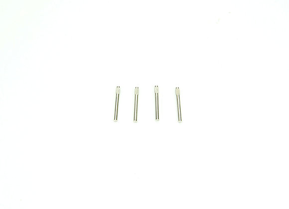 Front/Rear Outer Lower Hinge Pin (4pcs)(2.5x23mm) ~