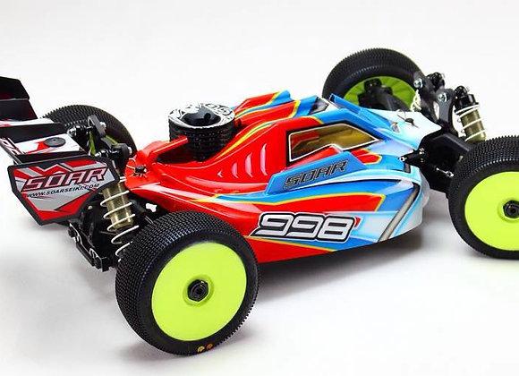 2019 SOAR Seiki Racing 998 TD1R.2 1/8 Pro Buggy Kit [SSRS9981706-B]