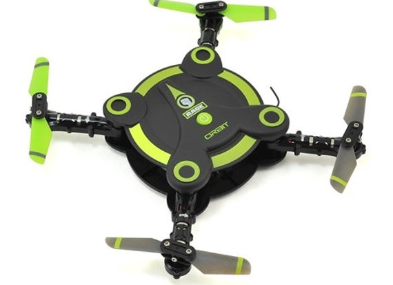 Orbit FPV Pocket Drone