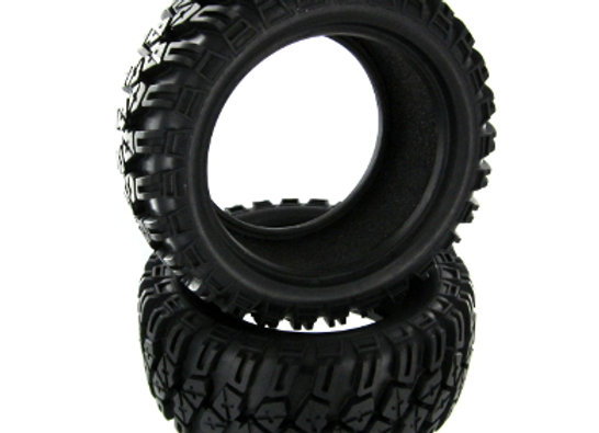 Tires w/ inserts (pair)