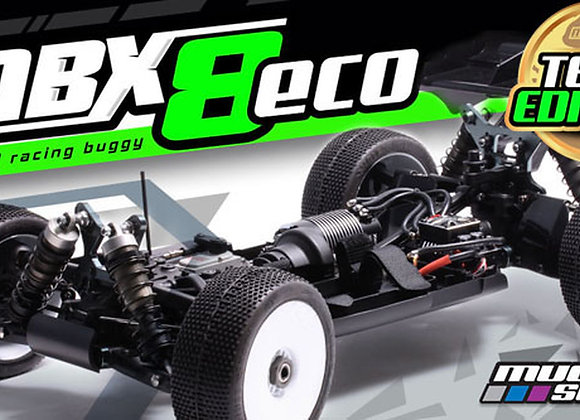 E2026 MBX8 ECO Team Edition 1/8 Electric Buggy Kit Mugen Seiki
