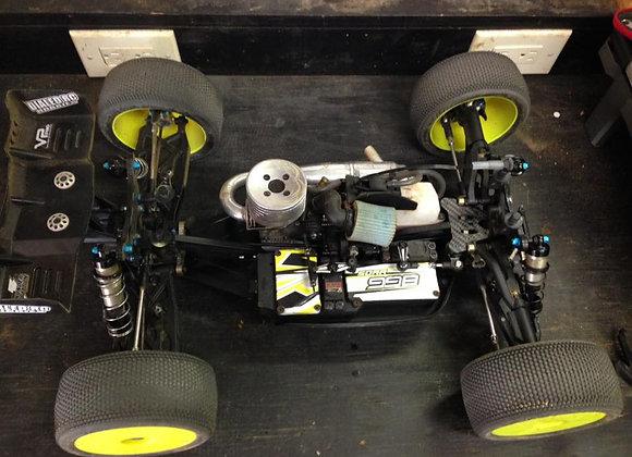 2018 SOAR Seiki Racing 998T TD1R 1/8 Pro Truggy Kit [SSRS9981708-T]