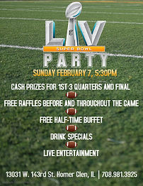 Copy of superbowl party LIV - Made with