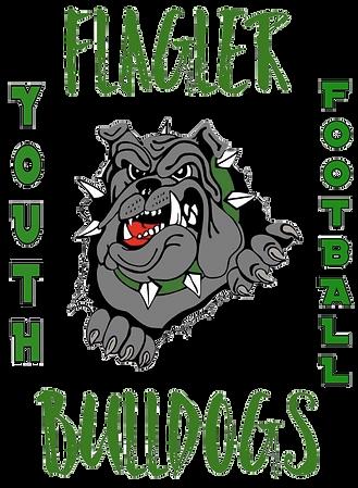 Flagler Bulldogs Youth Football - transp
