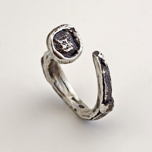 Sterling silver ring. Florence Jewelry craft online selling
