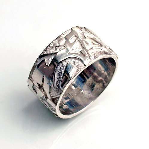 Sterling silver ring. Jewelery Shop Online Florence