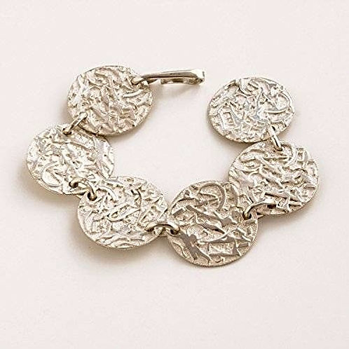 Silver bracelet. Florence Jewelry craft  online sales