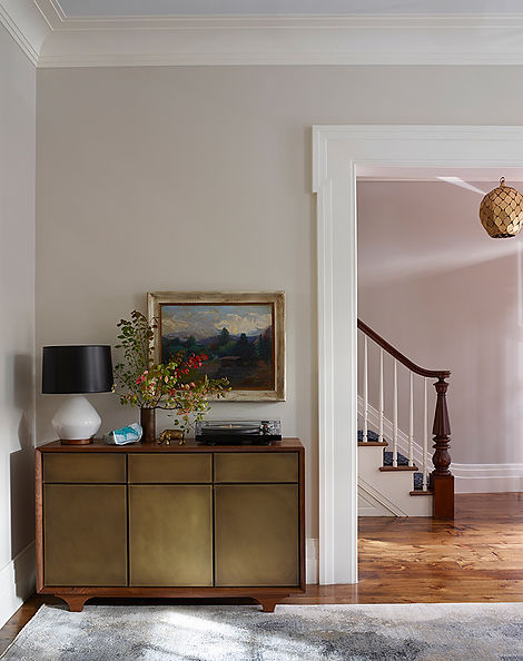 Wüd Furniture, landscape oil painting