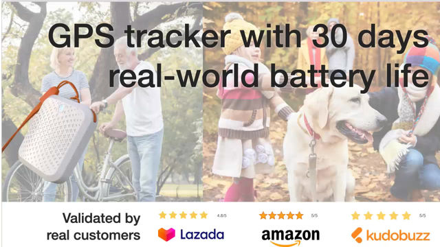 A Reliable Trusted GPS Tracker - No Gimmicks