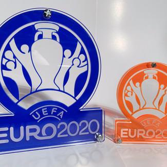 TROPHÉES & GOODIES - UEFA EURO 2020