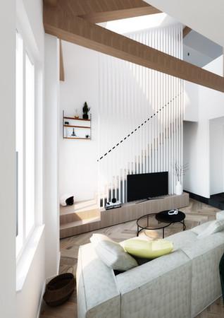 Metz Clercs - Création de 4 duplex (Projet en cours)