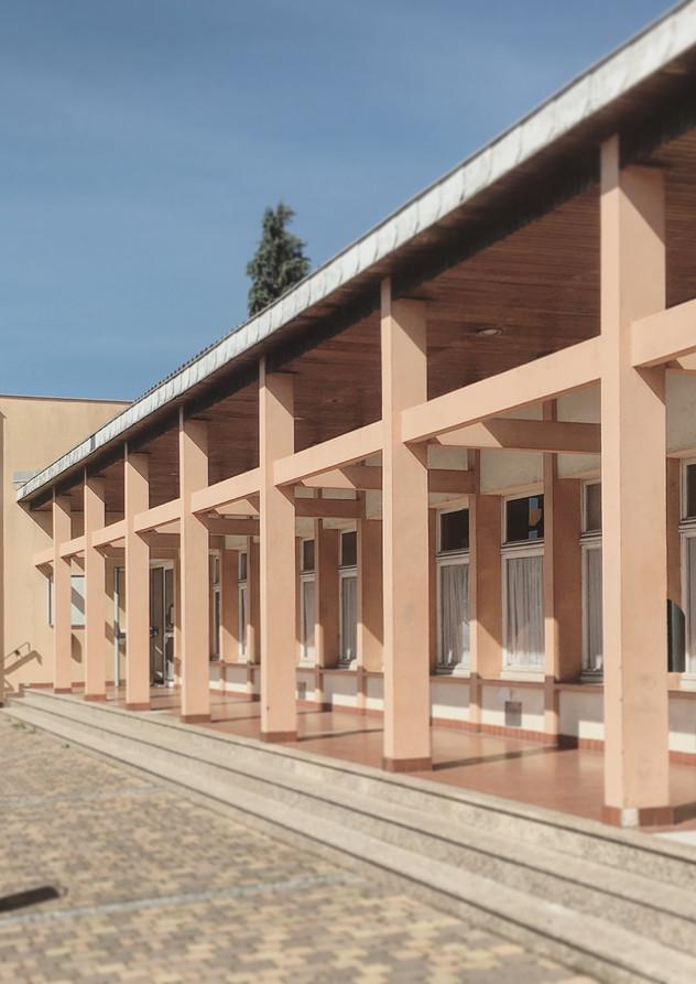 Salle communale de Garche - Thionville (57)