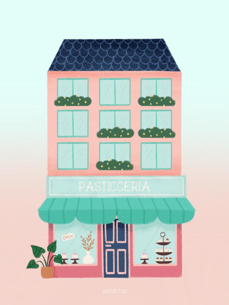 A Pinky Pasticceria