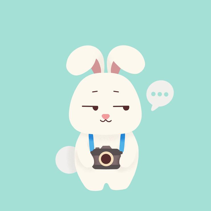 Rabbit Speechless