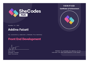 The Story of My Coding Journey as Featured on SheCodes Success Story