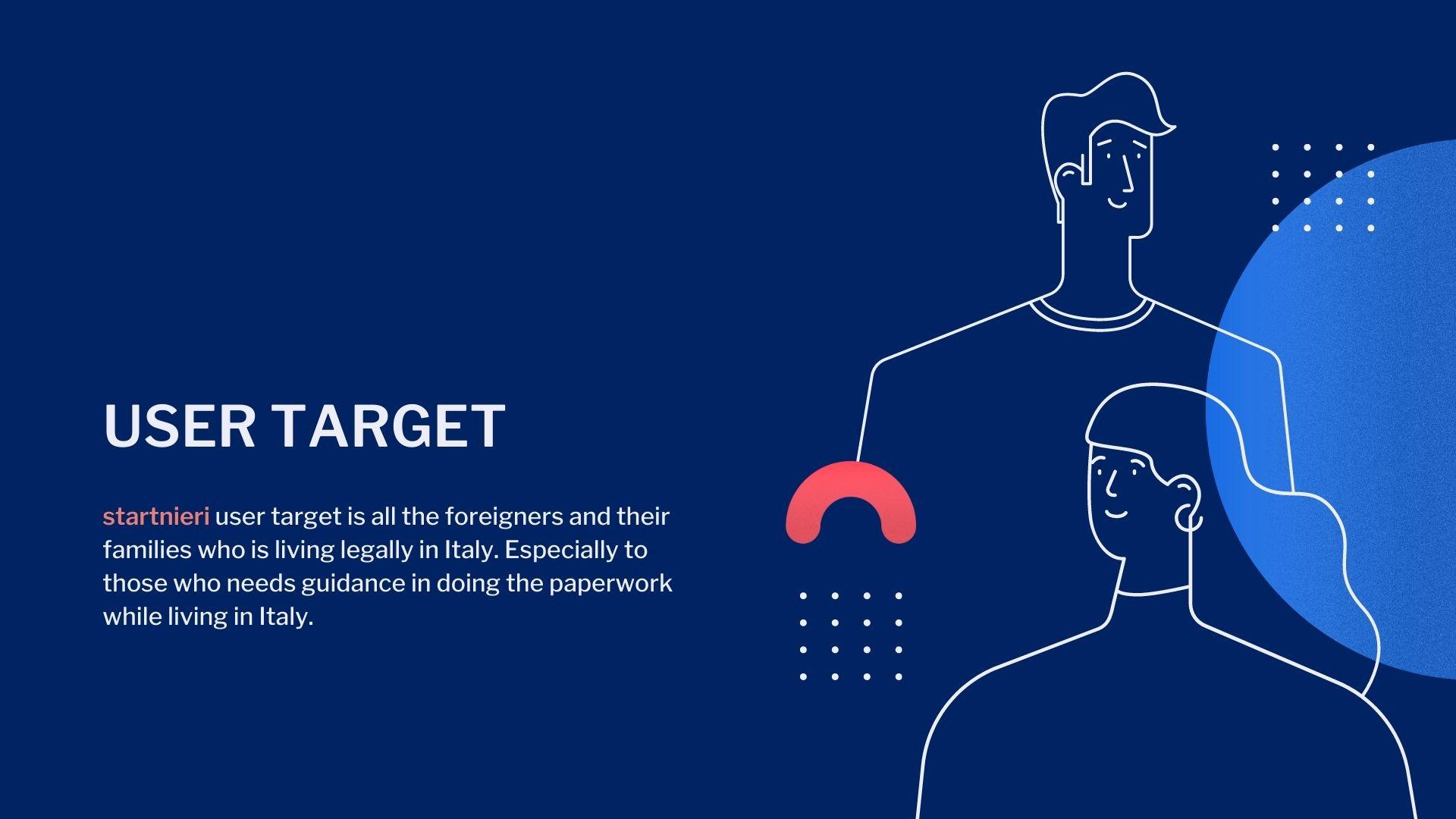 User target