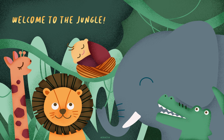 Welcome to The Jungle!