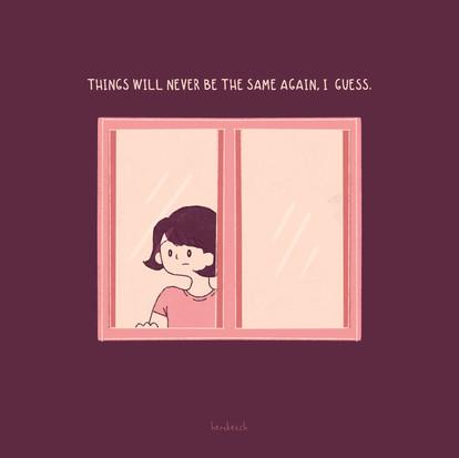A Lockdown Comic