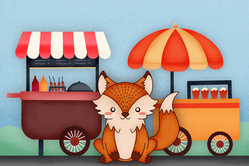 Fox and the Streetfood