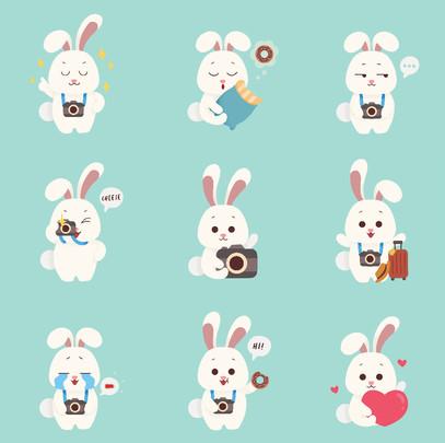 The Traveler Rabbit