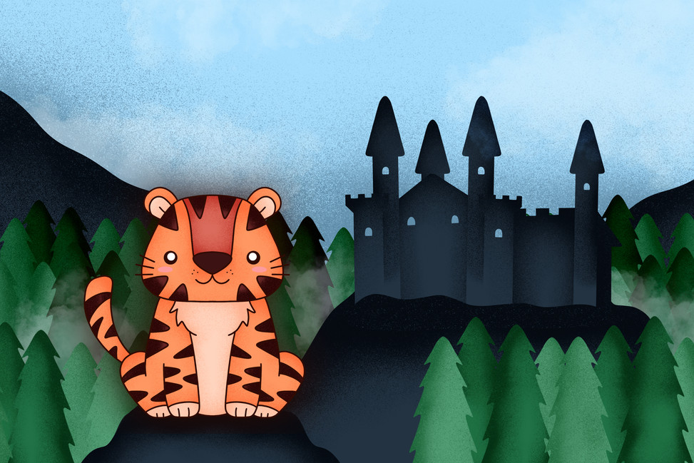 Tiger in the Quest