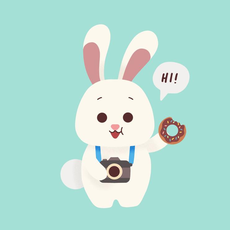Rabbit Hi!