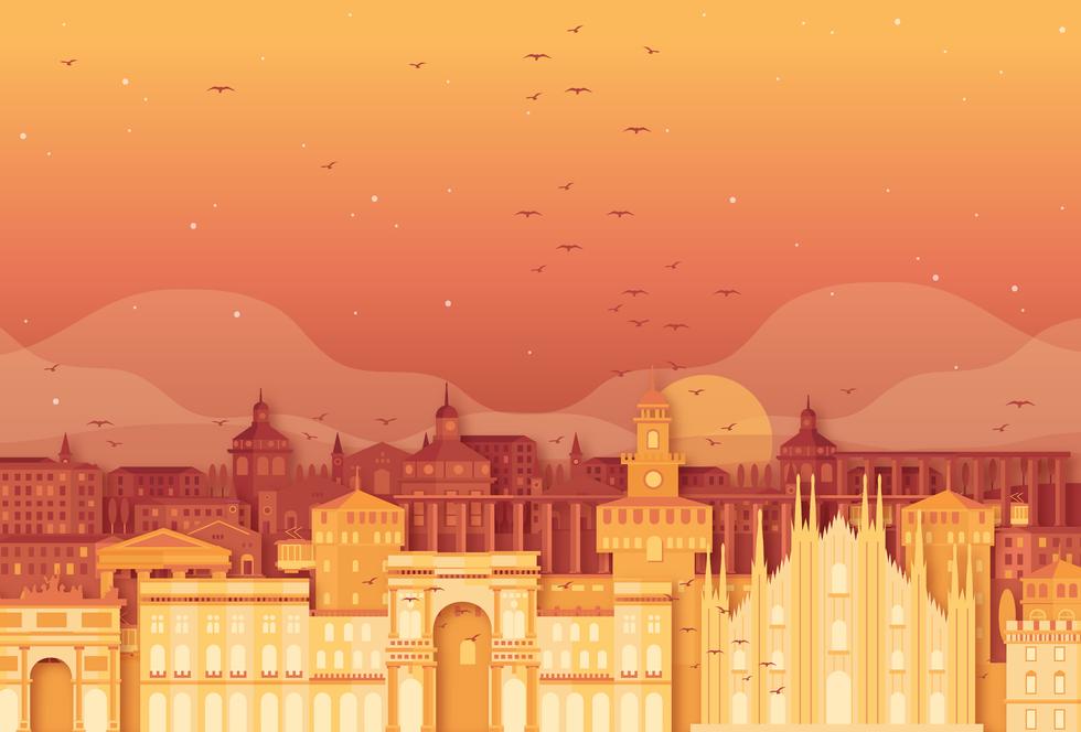 Addio illustration