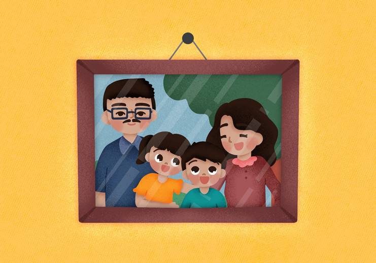 Romi's family