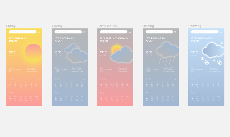 Weather Web App