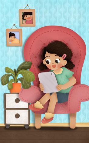 Kitkit School Children Book