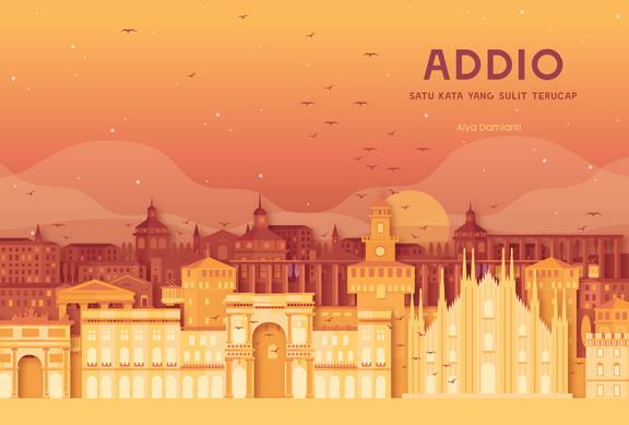 Addio book cover