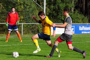 5. Spieltag – 10.09.2017: SC Stirn – DJK Abenberg  0:2  (0:2)