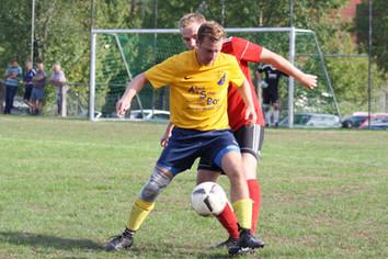 5. Spieltag: 09.09.2018: SG Ramsberg/St. Veit II – SC Stirn  0:2  (0:2)