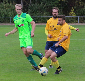 Nachholspiel: 03.10.2018: 1. FC Pleinfeld - SC Stirn  0:1  (0:1)