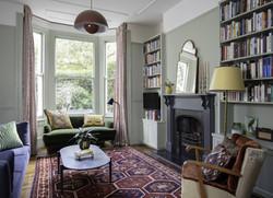 North London living room