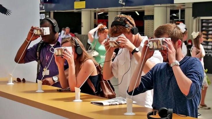 VR Marketing & Communication - Light&Shadows