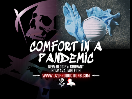 Comfort In A Pandemic