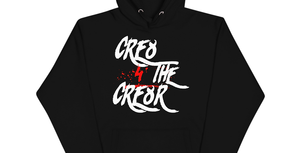 Cre8 4 the Cre8r | Unisex Hoodie