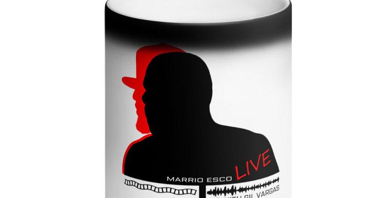 Marrio Esco Live Mug (11oz)