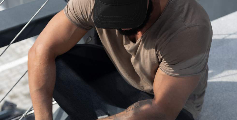 848 | Distressed Dad Hat