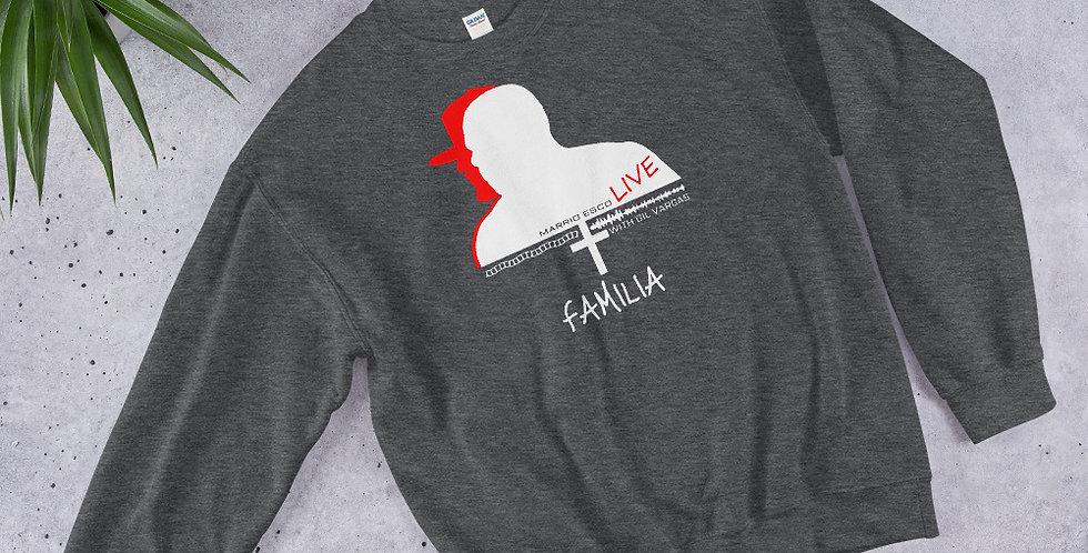 Marrio Esco Live Unisex Sweatshirt