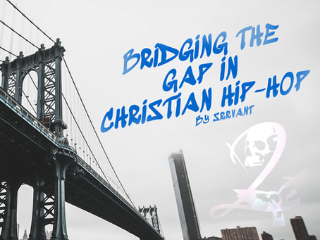 Bridging The Gap In Christian Hip-hop